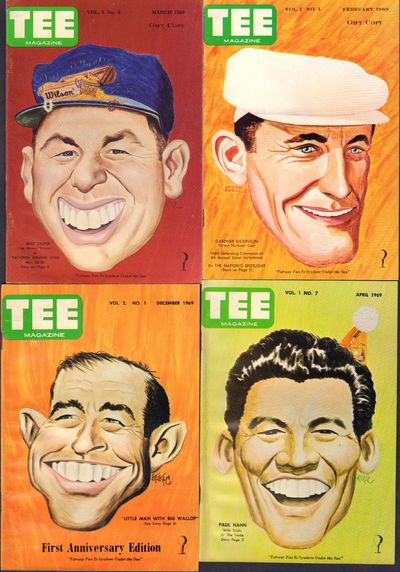 Image for TEE Magazine Vol. 1 #1 October 1968 - #7 April 1969; Vol. 2 #1 December  1969 - #4 March 1970