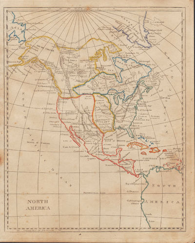 Image for [Map of] North America