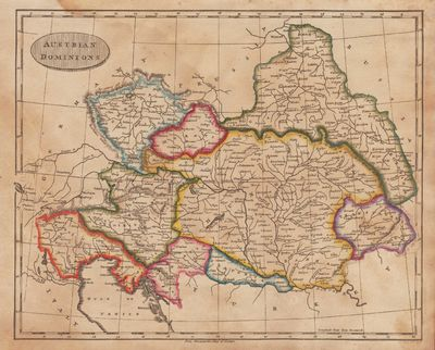 Image for [Map of] Austrian Dominions