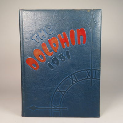 Image for The Dolphin 1951 - University of Pennsylvania Women's Class Yearbook
