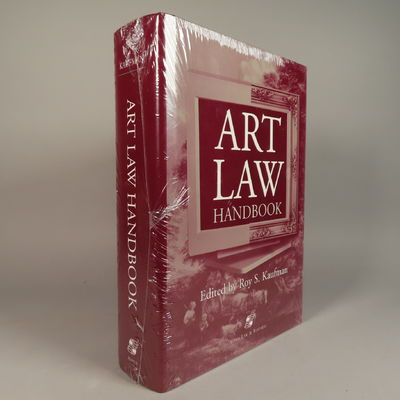 Image for Art Law Handbook