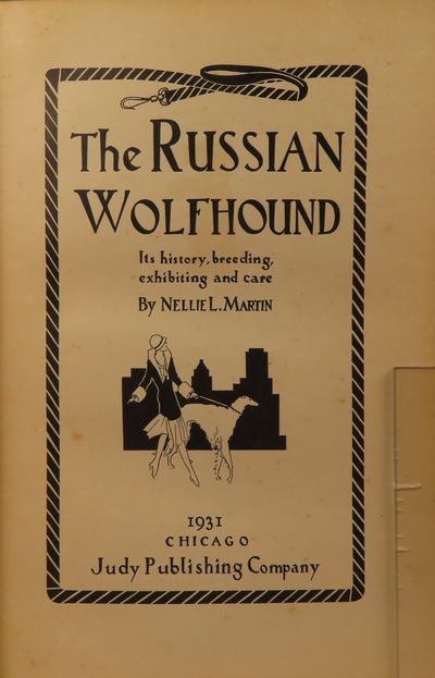 Image for The Russian Wolfhound
