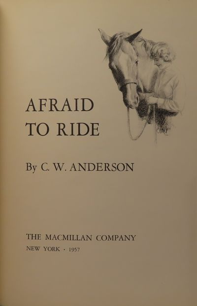 Image for Afraid to Ride