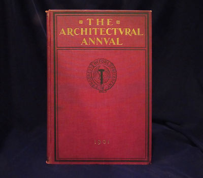 Image for The Architectural Annual.  Issue for 1901.