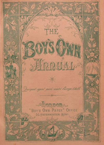 Image for The Boy's Own Annual