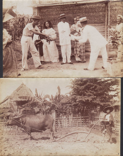 Image for 7 photographs taken on a trip to the Philippines c. 1900