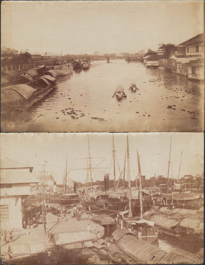 Image for 6 photographs taken on a trip to the Philippines c. 1900