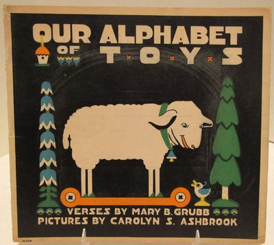 Image for Our Alphabet of Toys