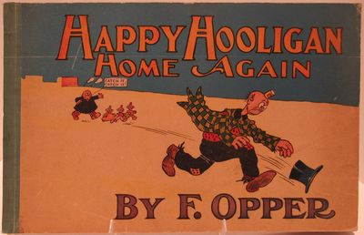 Image for Happy Hooligan Home Again