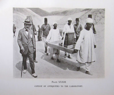 Image for The Tomb of Tut-ankh-amen, discovered by the late Earl of Carnarvon and  Howard Carter. Volume I only.