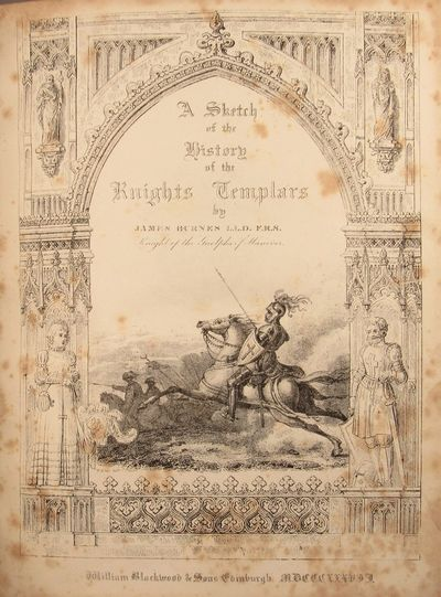 Image for A Sketch of the History of the Knights Templars