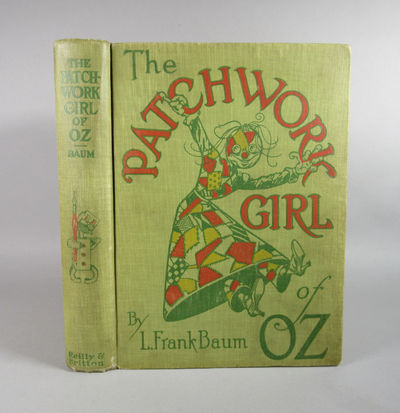 Image for The Patchwork Girl of Oz. Illustrated by John R. Neill.