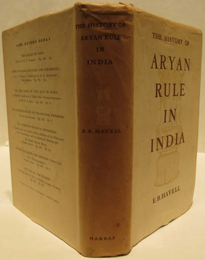 Image for The History of Aryan Rule in India. From the earliest times to the death  of Akbar.