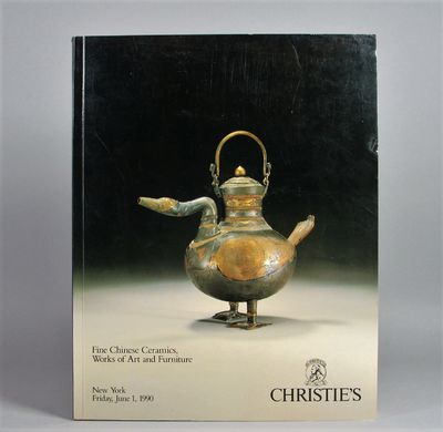 Image for Christie's Fine Chinese Ceramics, Works of Art and Furniture. New York  Friday, June 1, 1990.