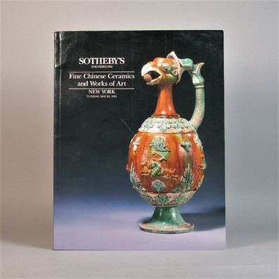 Image for Sotheby's Fine Chinese Ceramics and Works of Art.  New York Tuesday, May  28, 1991