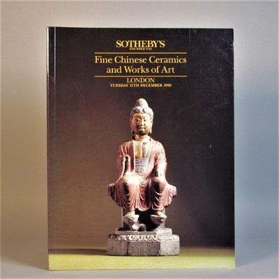 Image for Sotheby's Fine Chinese Ceramics and Works of Art. London Tuesday 11th  December 1990.