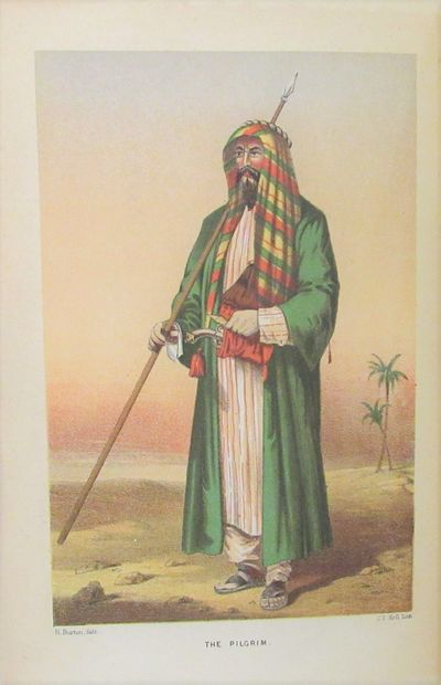 Image for Personal Narrative of a Pilgrimage to Al-Madinah and Meccah