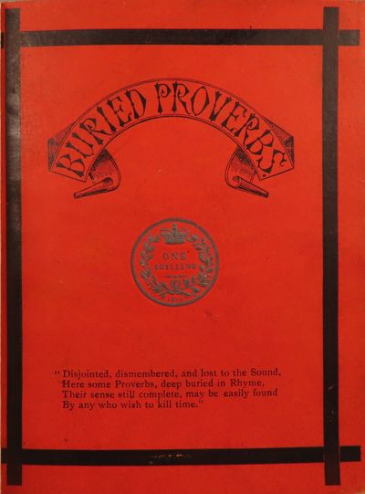 Image for Buried Proverbs