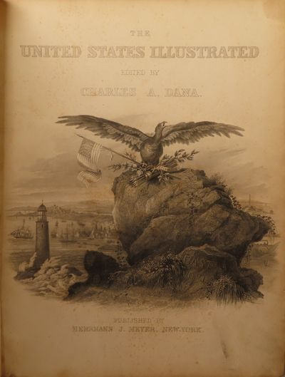 Image for The United States Illustrated; in Views of City and Country with descriptive and historical articles