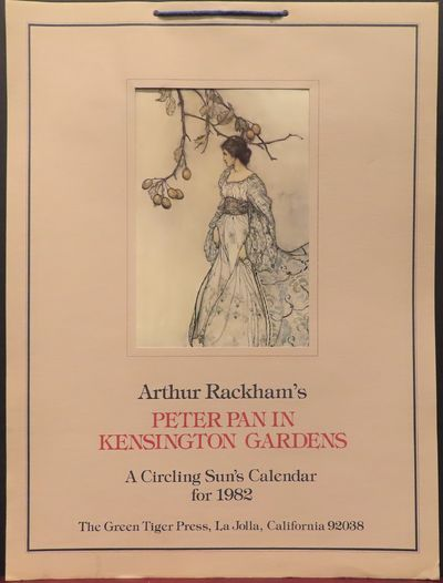 Image for Peter Pan in Kensington Gardens A Circling Sun's Calendar for 1982