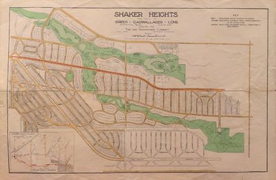 Image for Shaker Heights for Sale by Green, Cadwallader, and Long