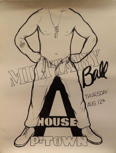 Image for Military Ball Thursday Aug. 12, A-House P-Town