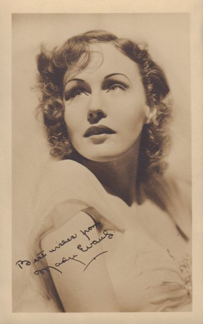 Image for Madge Evans Signed Photograph