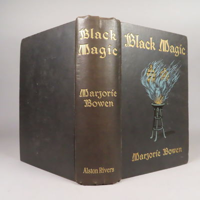 Image for Black Magic The Tale of the Rise and Fall of Antichrist