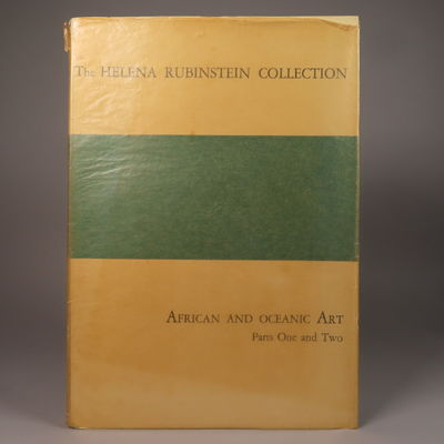 Image for The Helena Rubinstein Collection African and Oceanic Art Parts One and Two