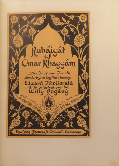 Image for Rubaiyat of Omar Khayyam (SIGNED) The First and Fourth Renderings in English Verse