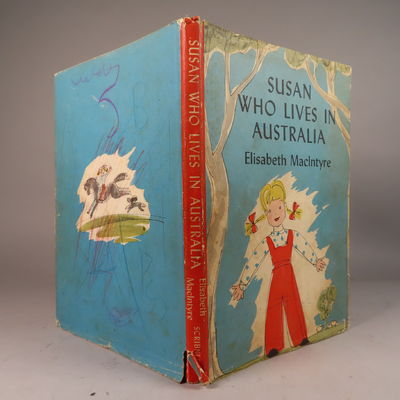 Image for Susan Who Lives in Australia