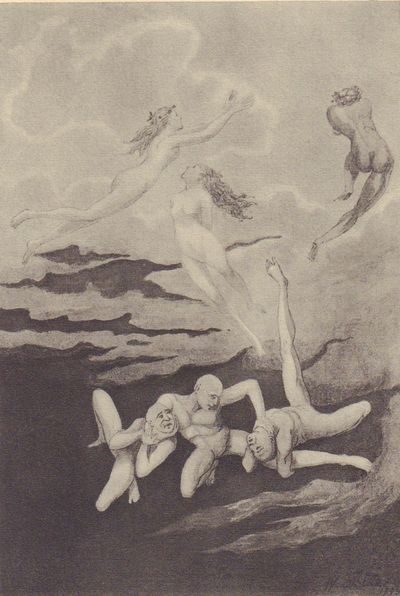 Image for Extra Set of Plates to accompany The Paintings of William Blake.