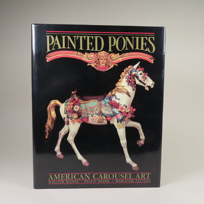 Image for Painted Ponies American Carousel Art