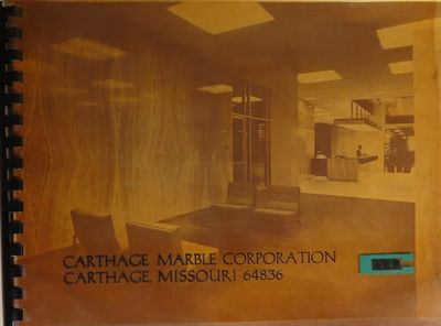 Image for Carthage, Missouri 64836, Major Projects of Carthage Marble Corporation