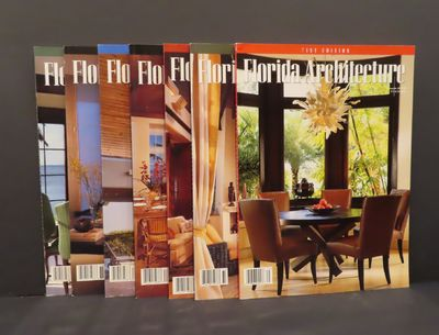 Image for Florida Architecture (Magazine) - 71-77th Editions (7 Total)