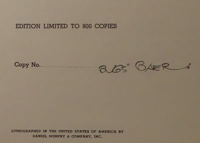 "Image for Hollywood with ""Bugs"" Baer and Henry Major (SIGNED by Baer)"