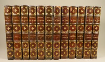 Image for The Novels, Tales, and Sketches of J. M. Barrie (12 Volumes - Complete)