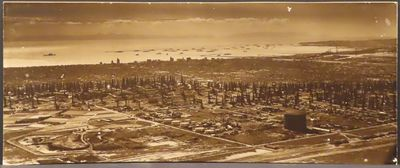 Image for Panoramic Photograph of Long Beach, California