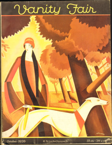 Image for Vanity Fair  1926 October Issue (Magazine)