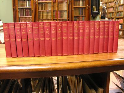Image for The Writings of Thomas Hardy in Prose and Verse. 21 Volumes complete