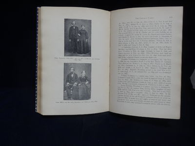 Image for The Zartman Family.  First Edition, 1909.