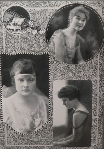 Image for The 1918 Badger - University of Wisconsin Yearbook, featuring Marjorie  Kinnan Rawlings (Graduating Class)