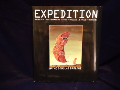 Image for Expedition: Being An Account In Words and Artwork of the 2358 A.D. Voyage  to Darwin IV