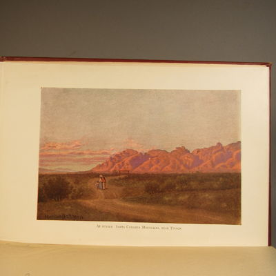 Image for New Trails In Mexico An Account of One Year's Exploration in North-Western  Sonora, Mexico, and South-Western Arizona 1909 - 1910