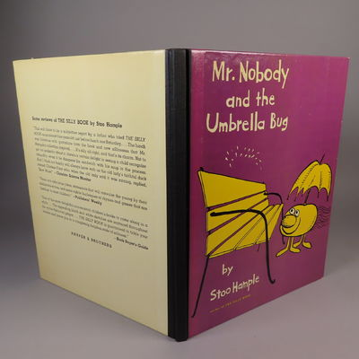 Image for Mr. Nobody and the Umbrella Bug