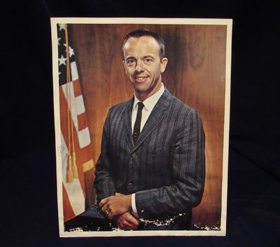 Image for Signed Photograph of Alan B. Shepard