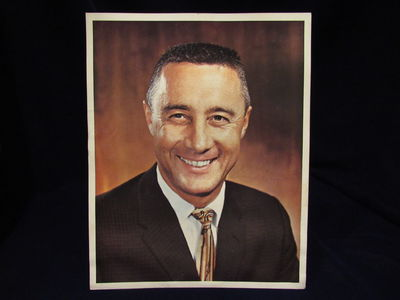 Image for Signed Photograph of Gus Grissom